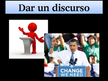 Realidades Spanish 2 Chapter 1A Vocabulary Powerpoint