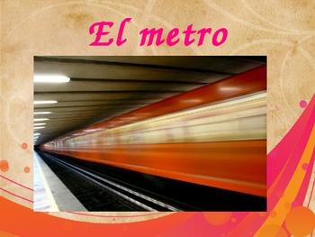 Realidades Spanish 2 Chapter 3B Vocabulary Powerpoint