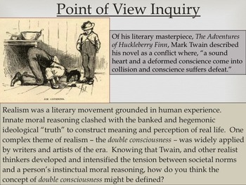 Realism - American Literary Movement Series, part V