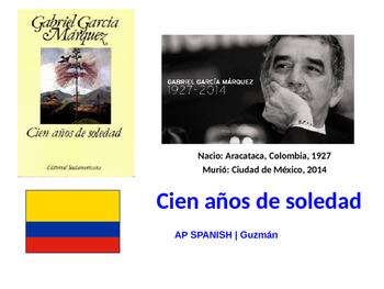 Realismo Mágico PPT - Cien años de soledad - Gabriel García Márquez