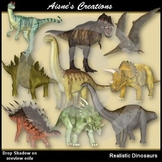 Dinosaurs 3D Graphics