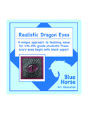 Realistic Dragon Eyes