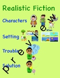 Realistic Fiction Charts Scenes to Series TC Teachers College