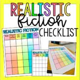 Realistic Fiction Checklist