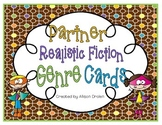 Realistic Fiction Genre Partner Cards