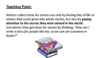 Realistic Fiction Grade 4 Lucy Calkins Writing Unit