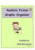 Realistic Fiction Graphic Organizer