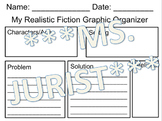 Realistic Fiction Graphic Organizer