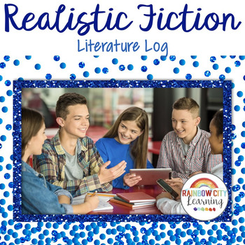 Realistic Fiction Literature Log