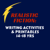Realistic Fiction: Mini and Comprehensive Writing Activiti