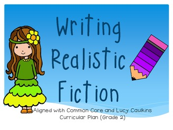 Realistic Fiction Minilesson Teaching Points