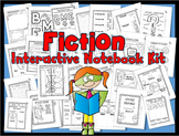 Fiction- Reader's Interactive Notebook