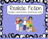 Realistic Fiction Reading AND Writing Unit Smart Notebook Integrated Units