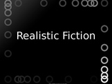 Realistic Fiction Reading and Writing PP