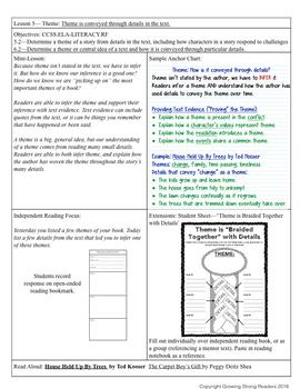 Realistic Fiction Unit BUNDLE: 20 Mini Lessons, 16 Read Alouds with Extensions