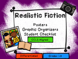 Realistic Fiction Writing C.C.L.S Aligned