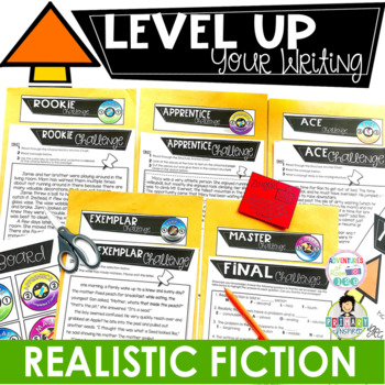Realistic Fiction Writing Challenges
