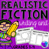 Realistic Fiction Writing Unit