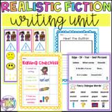 Realistic Fiction Writing Unit Materials