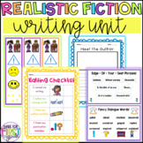 Realistic Fiction Writing: Writer's Workshop Unit
