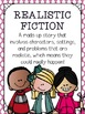 Realistic Fiction Writing Unit (Common Core Aligned)