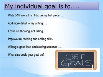 Realistic Fiction Writing Unit Powerpoint