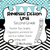 Realistic Fiction Writing Unit for Second Grade