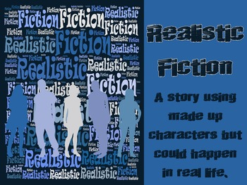 Realistic Genre Poster