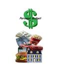 Reality Check:  Personal Budget
