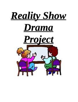 Reality Show Drama Project