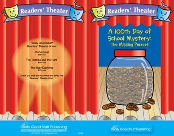 Really Good Readers' Theater:  A 100th Day of School Mystery
