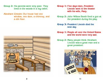 Really Good Readers' Theater:  Abraham Lincoln