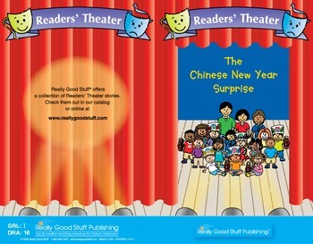 Really Good Readers' Theater Book Set: The Chinese New Yea