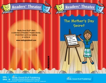 Really Good Readers' Theater Book Set – The Mother's Day Secret