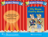 Really Good Readers' Theater: City Mouse, Country Mouse Book