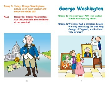 Really Good Readers' Theater: George Washington