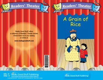 Really Good Readers' Theater:  Grain of Rice