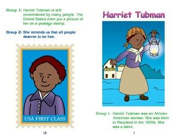 Really Good Readers' Theater:  Harriet Tubman