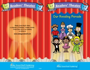 Really Good Readers' Theater:  Our Reading Parade