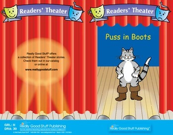 Really Good Readers' Theater:   Puss in Boots