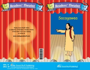 Really Good Readers' Theater:  Sacajawea