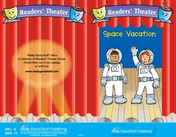 Really Good Readers' Theater:   Space Vacation