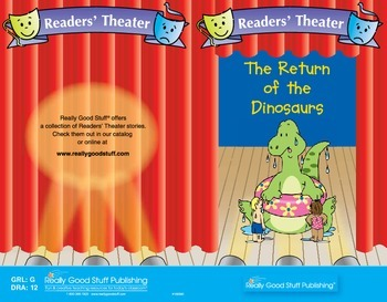 Really Good Readers' Theater:  The Return of the Dinosaurs
