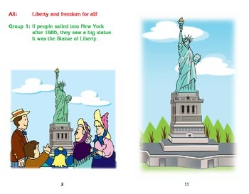 Really Good Readers' Theater: The Statue of Liberty