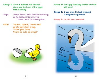 Really Good Readers' Theater:  The Ugly Duckling