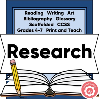 Research: Any Topic With A Bibliography