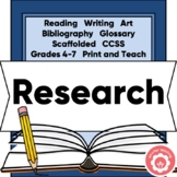 Research Unit: Writing Nonfiction Chapters, Grades 4-7 CCSS 4-7