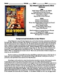 Rear Window Film (1954) Study Guide Movie Packet