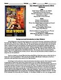 Rear Window Film (1954) Study Guide Movie Packet