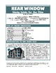 Rear Window: Study Guide for Hitchcock's Film (15 Pages, A